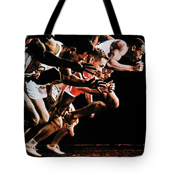 Olympic Games, 1964 Tote Bag by Granger