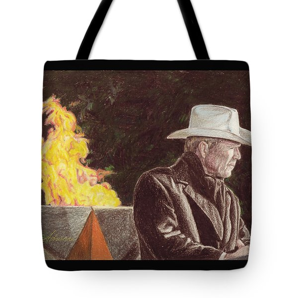 Olympic Opening Tote Bag