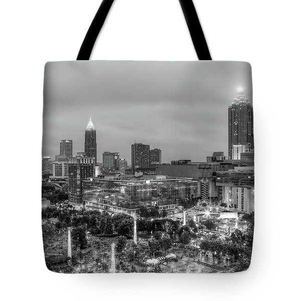 Olympic Park, Atlanta Tote Bag