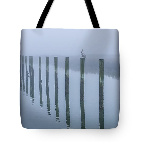 On The Pole Tote Bag