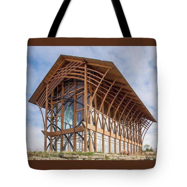 Omaha Holy Family Shrine 3 Tote Bag