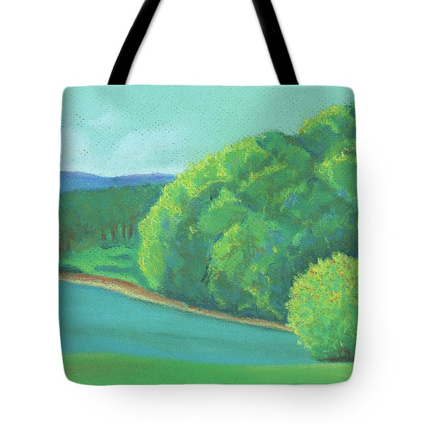 Omega Morning Tote Bag