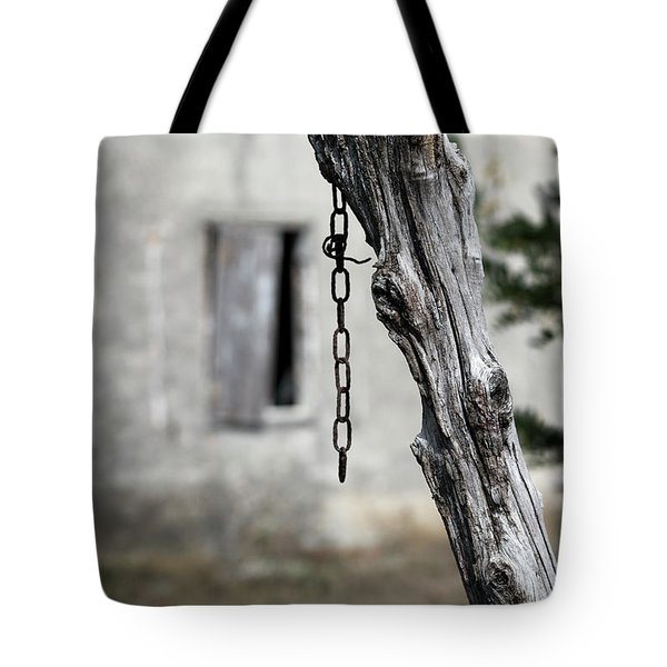 Tote Bag featuring the photograph Omen by Helga Novelli