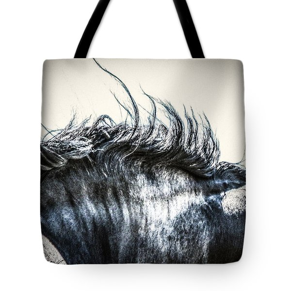 #1240 - Mortana Morgan Mare Tote Bag