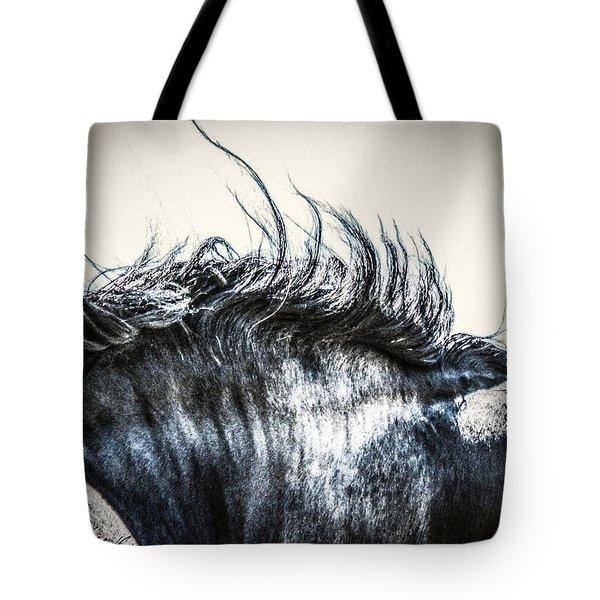 #1240 - Mortana Morgan Mare Tote Bag