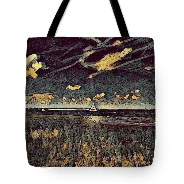 Ominous C's Tote Bag