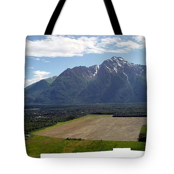 On A Butteiful Day Tote Bag by Ron Bissett