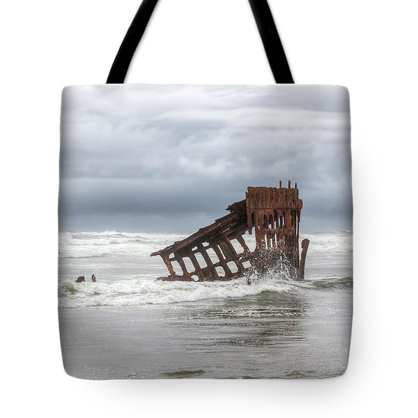 On A Day Like This Tote Bag by Kristina Rinell
