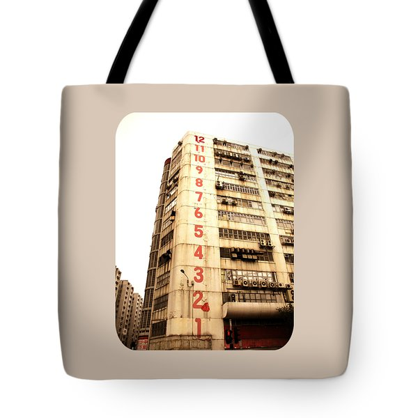 On A Dozen Different Levels Tote Bag