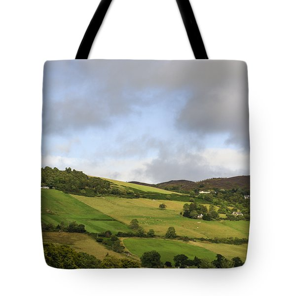 Tote Bag featuring the photograph On A Hill by Christi Kraft