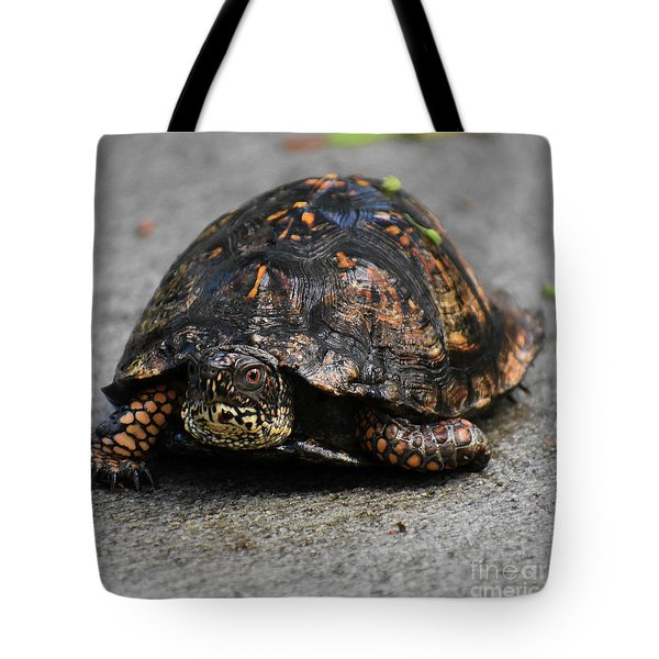 Tote Bag featuring the photograph On A Mission by Skip Willits