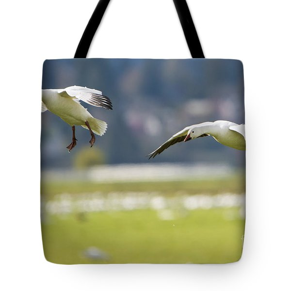 On Approach Tote Bag