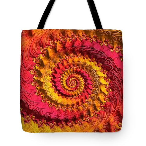 On Being Bold And Beautiful Tote Bag
