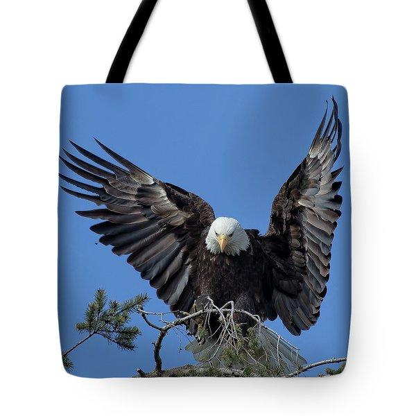 On Display Tote Bag