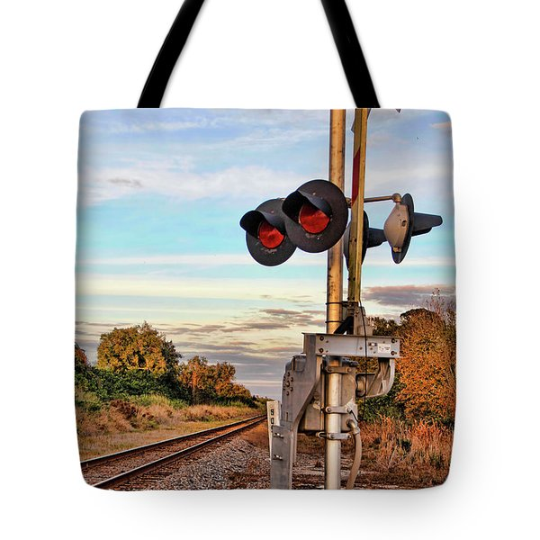 On Down The Line 3 Tote Bag