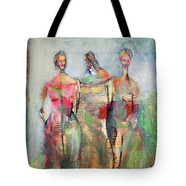 On Her Terms Tote Bag