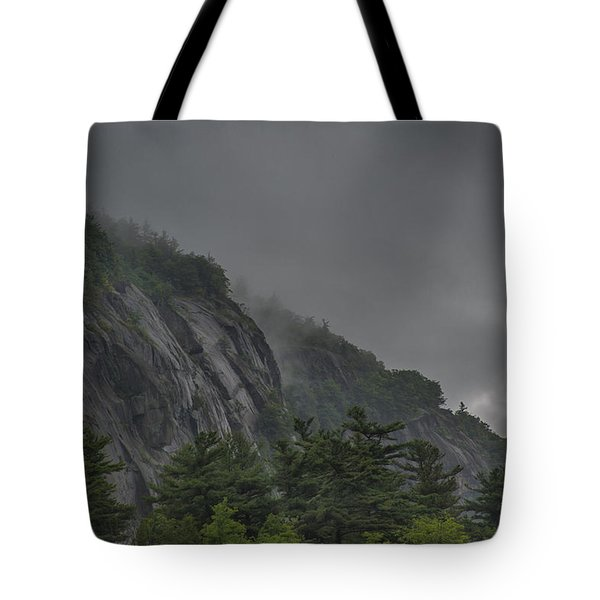 On Higher Ground Tote Bag