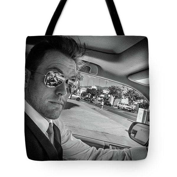 On His Way To Be Wed... Tote Bag