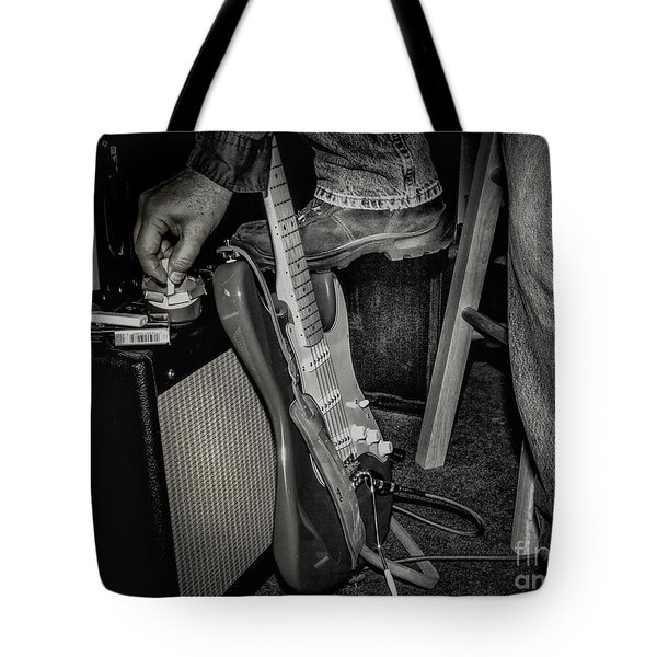 Tote Bag featuring the photograph On In Two Minutes by Robert Frederick