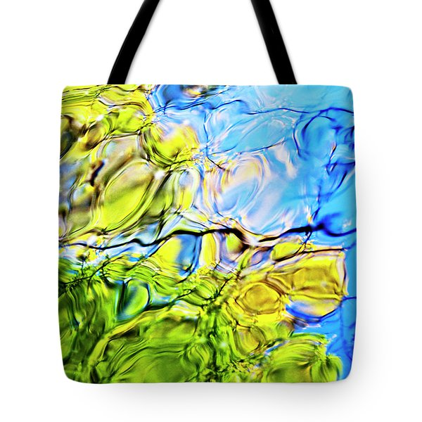 On Looking Up Tote Bag