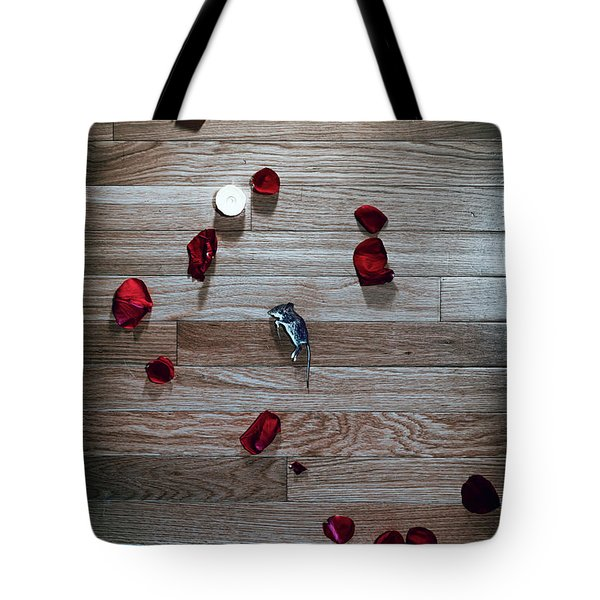 On Nature, Tragedy, And Beauty I Tote Bag