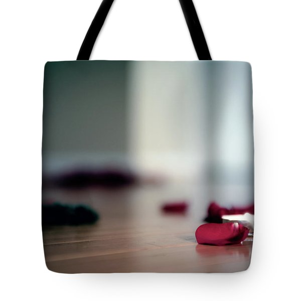 On Nature, Tragedy, And Beauty II Tote Bag