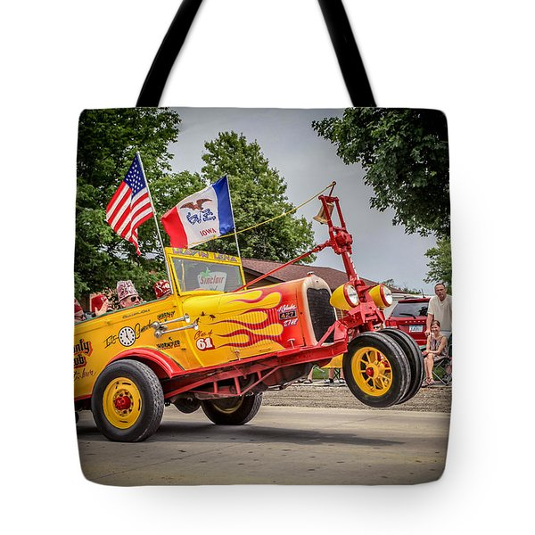 On Parade Tote Bag by Ray Congrove