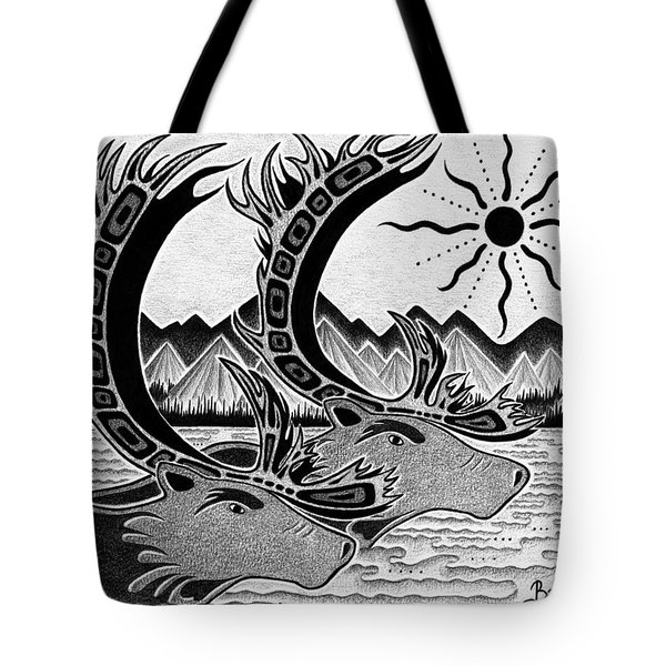 On Path Tote Bag