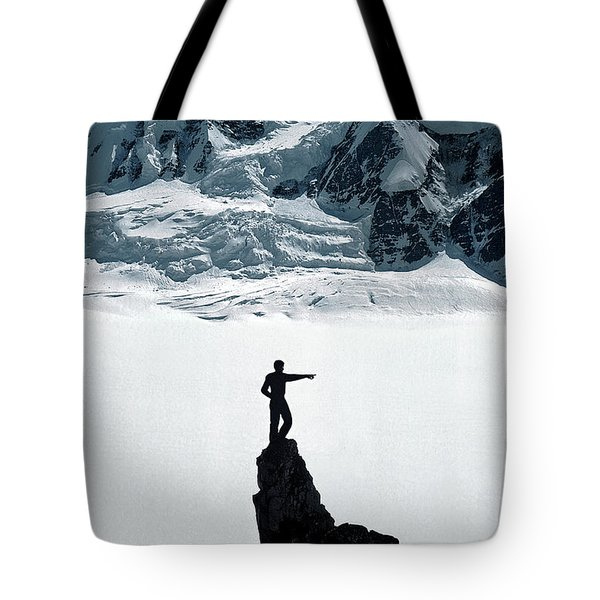 On Point Tote Bag