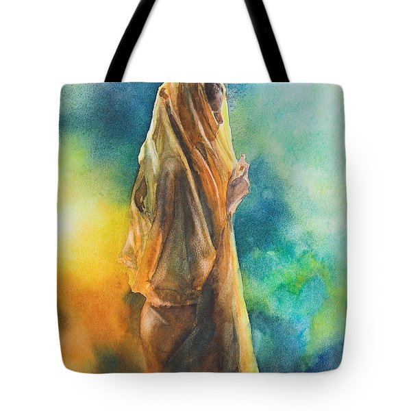 On Reflection Tote Bag by Kate Bedell