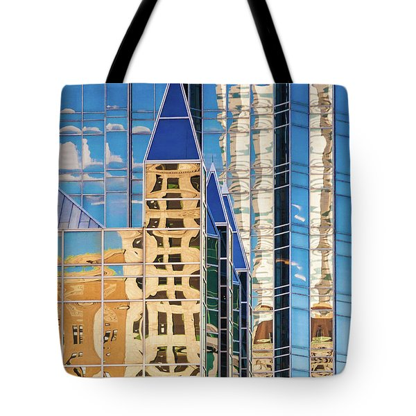 On Reflection Tote Bag