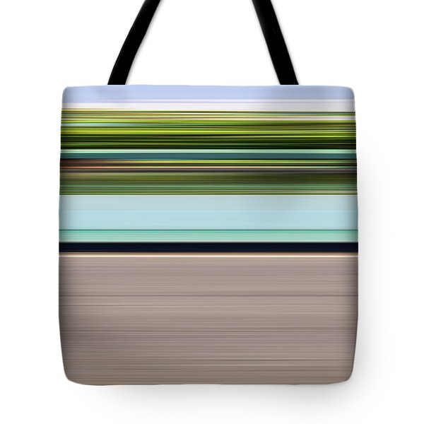 On Road Tote Bag