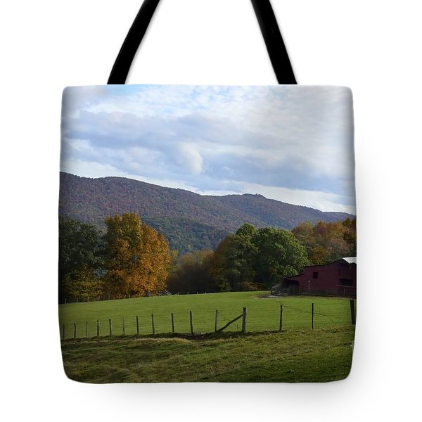 On Sully Road Tote Bag