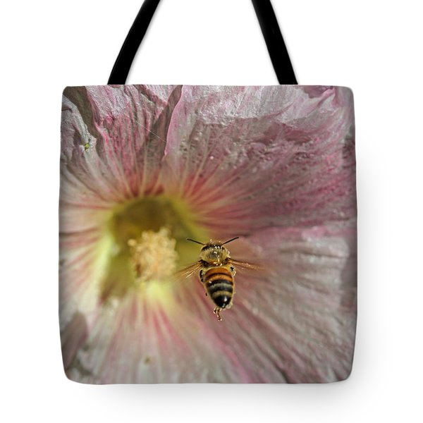 On Target Tote Bag by Alana Thrower