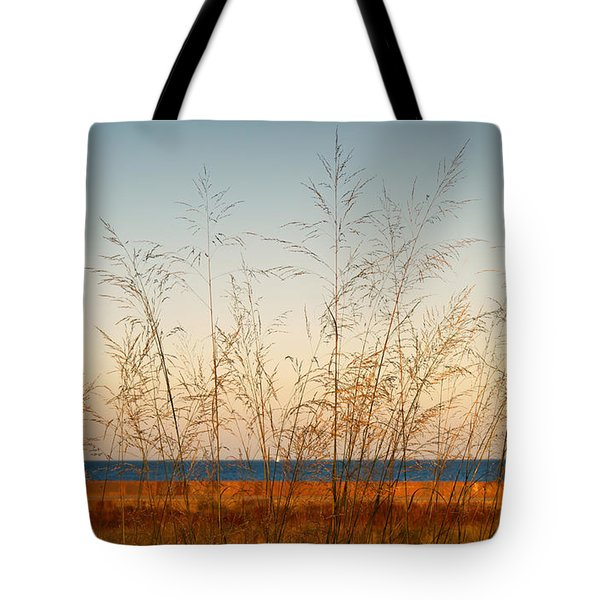 On The Beach Tote Bag by Milena Ilieva