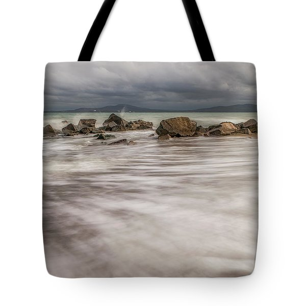 On The Black Sea Coast Tote Bag