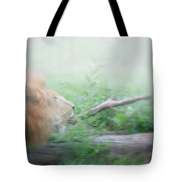 On The Charge Tote Bag by Karol Livote
