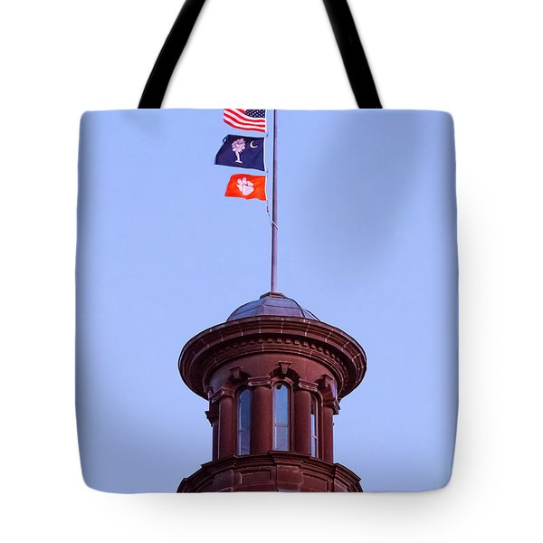 On The Dome-5 Tote Bag