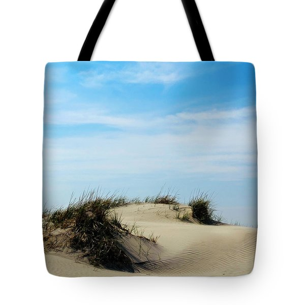 On The Dunes Tote Bag