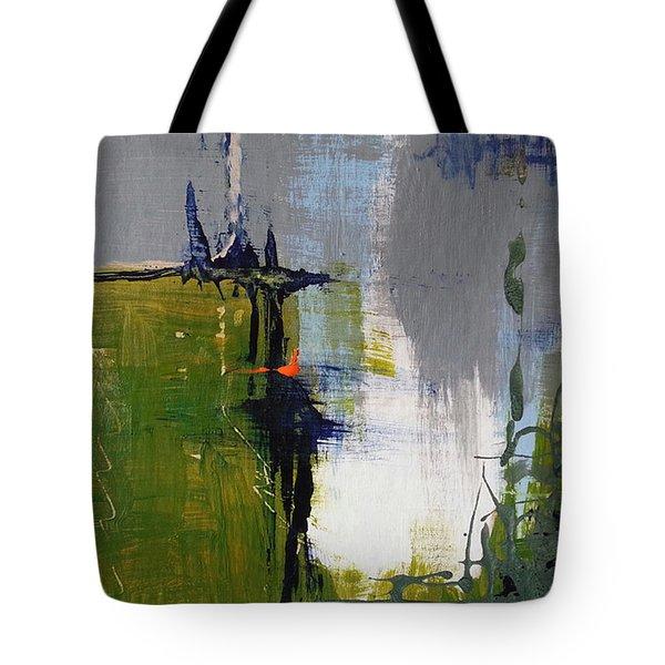 On The Edge Tote Bag
