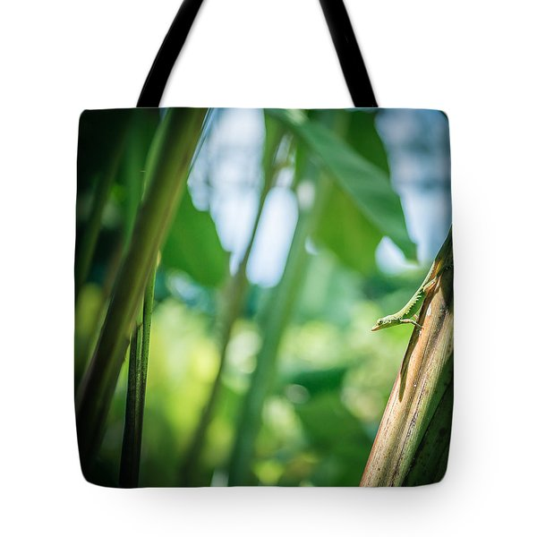 On The Guard Tote Bag