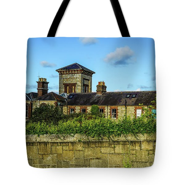 On The Harbor Tote Bag