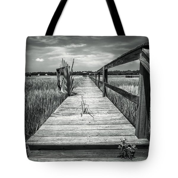 On The Island Tote Bag