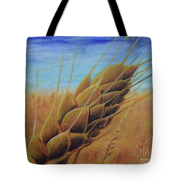 On The Kanza Tote Bag