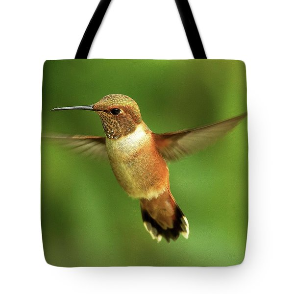On The Lookout Tote Bag