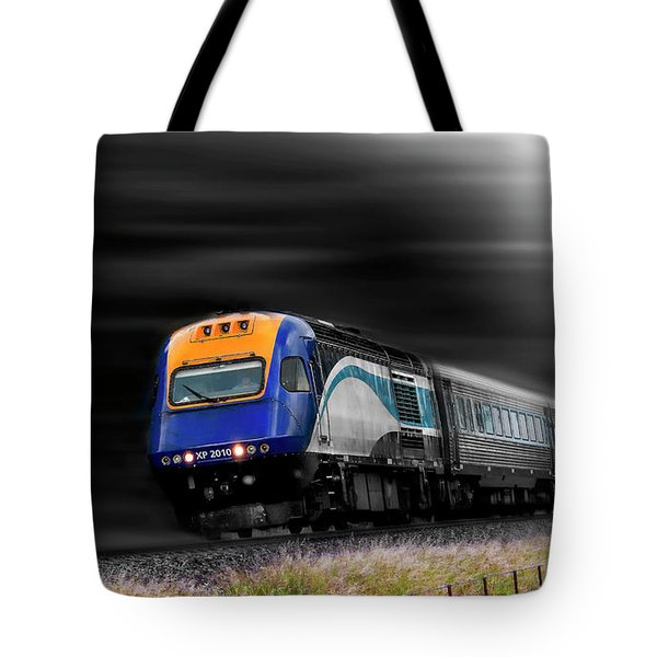On The Move 01 Tote Bag