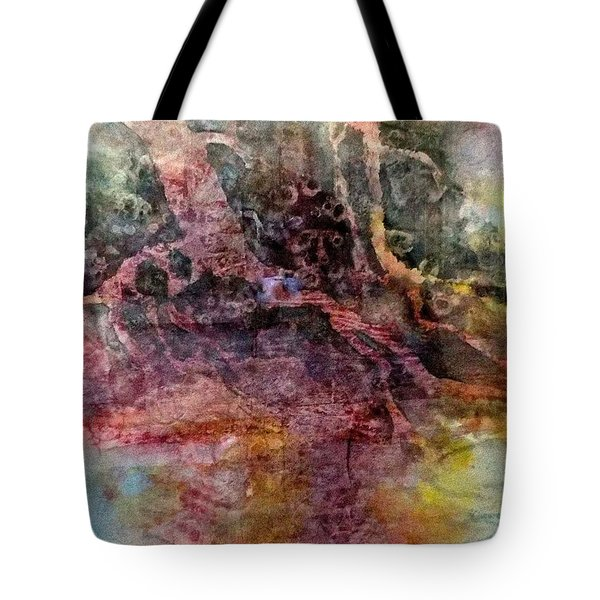 On The Peninsula Tote Bag