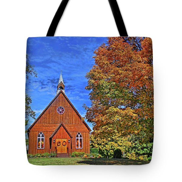 On The Road To Maryville Tote Bag