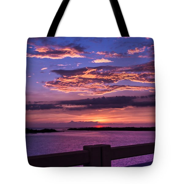 On The Road To Sanibel Tote Bag