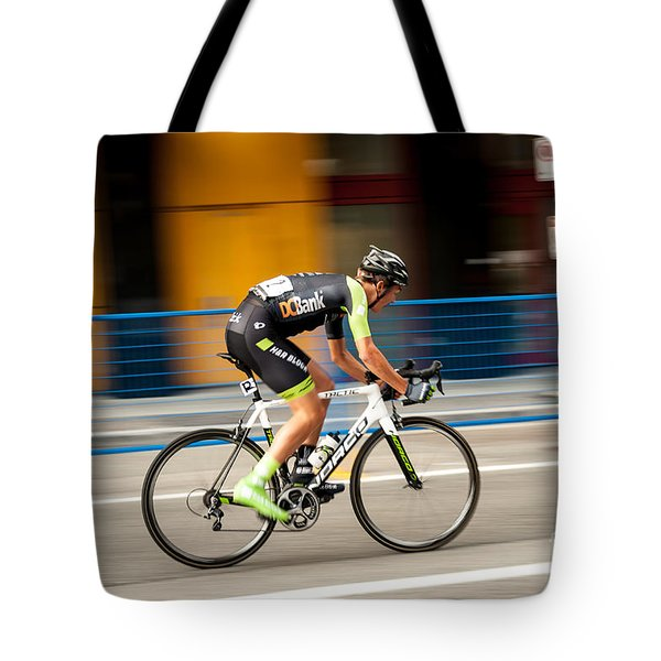 On The Road To Victory. Tote Bag
